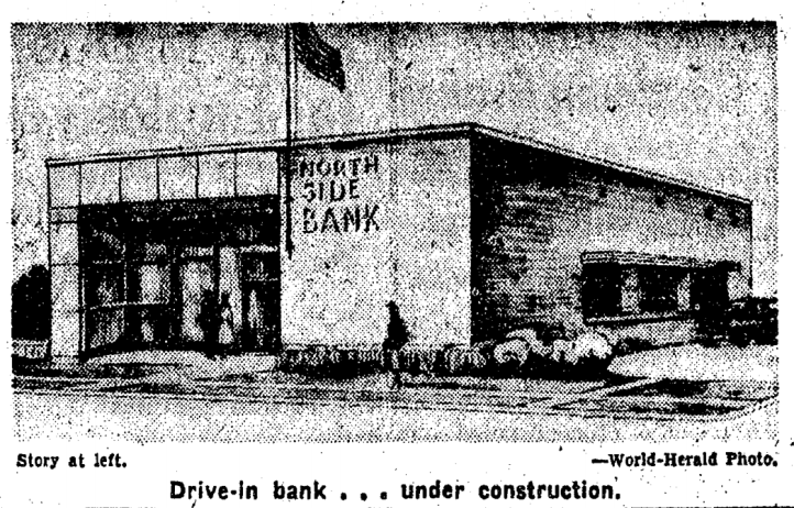 North Side Bank, North Omaha, Nebraska