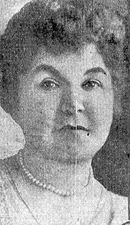 Selena Coe Bliss Carter Cornish, b 1850 in Manhattan and d 1938 in Omaha