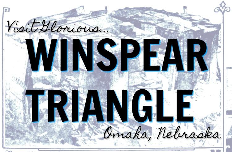 Visit glorious Winspear Triangle in Omaha, Nebraska!