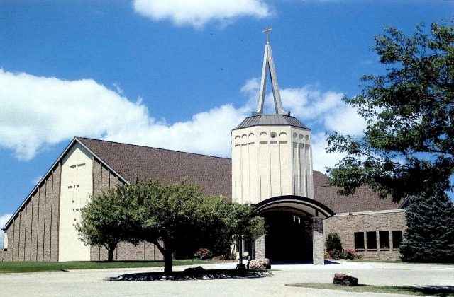 Covenant Presbyterian Church, North 150th and Blondo Streets, Omaha, Nebraska
