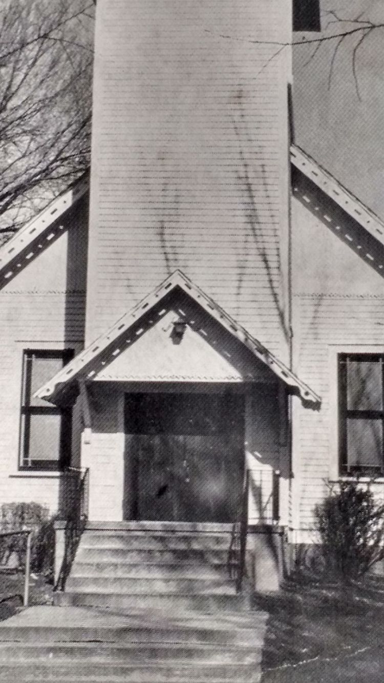 This is North Omaha's Covenant Presbyterian Church located at N. 27th and Pratt from 1898 to 1950.
