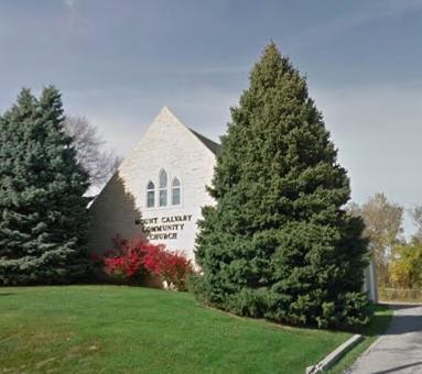 Mount Calvary Community Church, 5112 Ames Avenue, North Omaha, Nebraska
