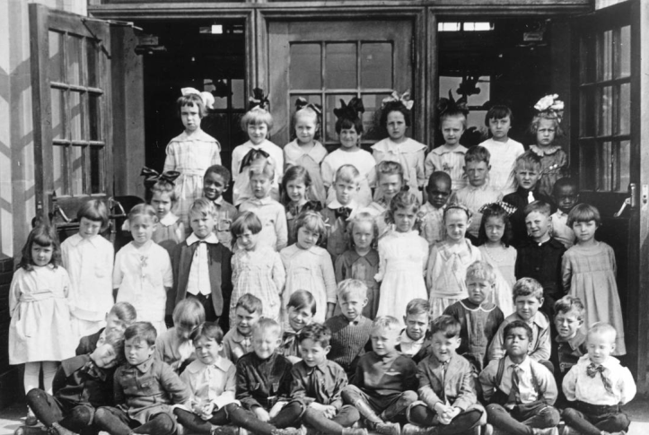 Lake School Classroom pic