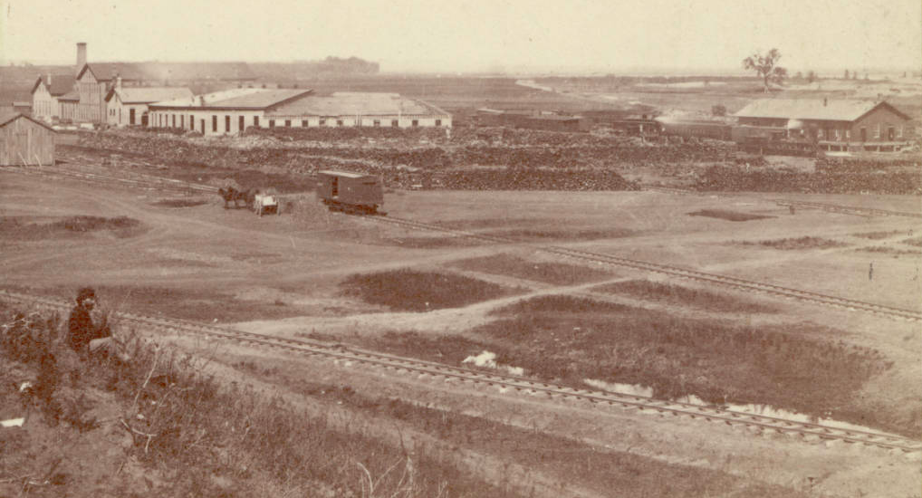 Union Pacific Railroad Shops, North 11th and Burt Street, North Omaha, Nebraska