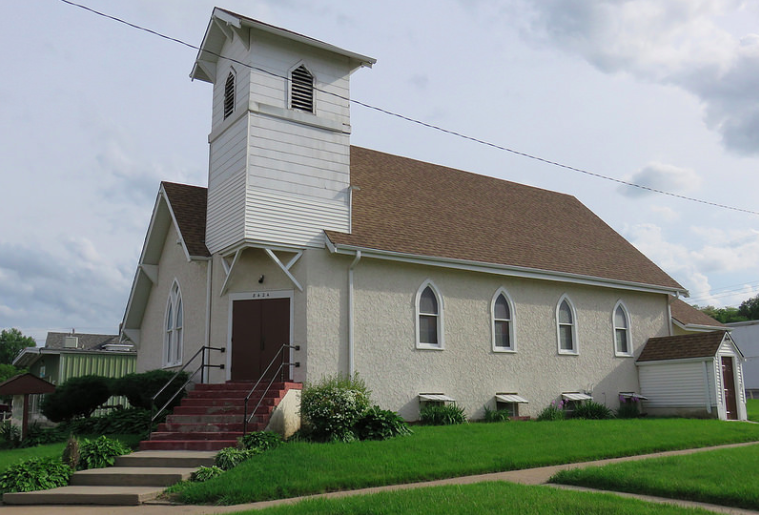 Florence Christian Church, 8424 N 29th St Omaha, Nebraska 68112