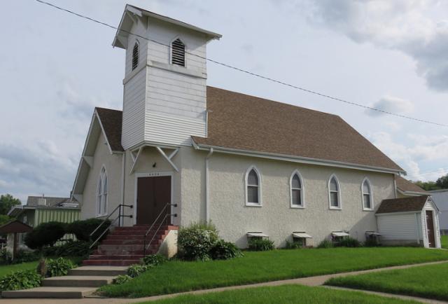 Florence Christian Church, 8424 N 29th St Omaha, Nebraska 68112