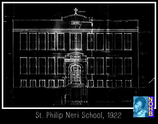 St. Philip Neri Catholic Church at 8250 N. 31st Street, Florence, North Omaha, Nebraska