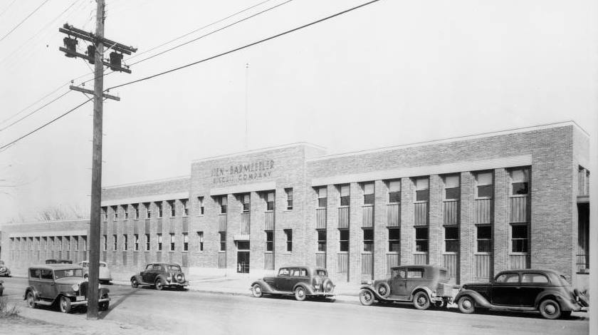 Iten-Barmettler Biscuit Company, N. 30th and Taylor Streets, North Omaha, Nebraska