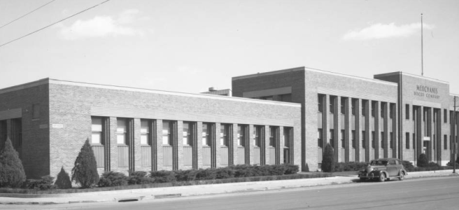 Merchants Biscuit Company, 3012 Taylor Street, North Omaha, Nebraska