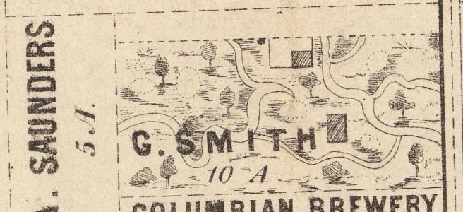 George Smith Farm, North Omaha, Nebraska