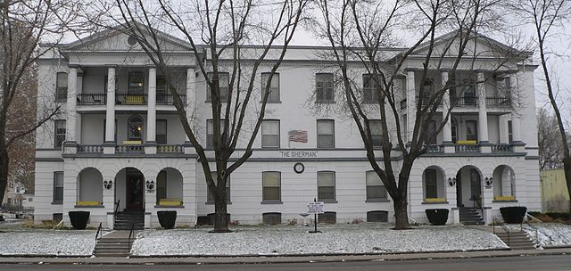 The Sherman apartments, 2501 N. 16th St., North Omaha, Nebraska
