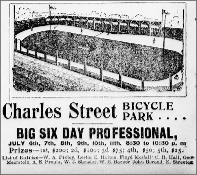 A History of the Charles Street Bicycle Park in North Omaha by RyanRoenfeld