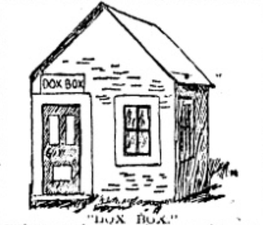 Dox Box, 2202 N. 16th St, North Omaha, NE