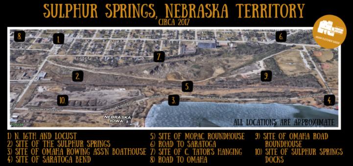 Sulphur Springs, North Omaha, Nebraska