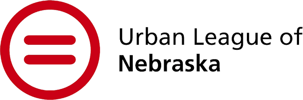This is the Urban League of Nebraska logo.