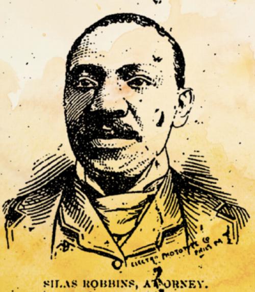 Silas Robbins (1857-1916), Omaha, Nebraska.