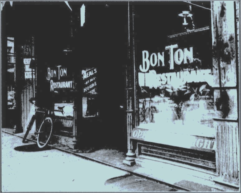 Bon Ton Restaurant, 203 S. 13th St., Omaha, Nebraska