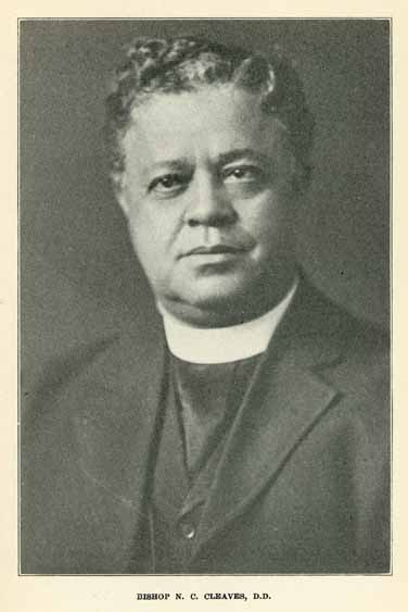 Bishop Nelson C. Cleaves (1865-1930)