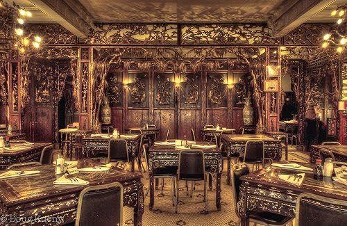 King Fong's Restaurant, 315 S 16th St, Omaha, Nebraska