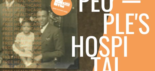 People's Hospital, 1844 N. 20th Street, North Omaha, Nebraska, 1948 to 1953.