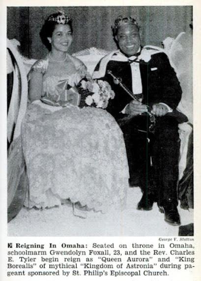 This June 1959 JET magazine article featured Rev. Charles E. Tyler of the Calvin Memorial Presbyterian Church, formerly of Hillside Presbyterian Church.