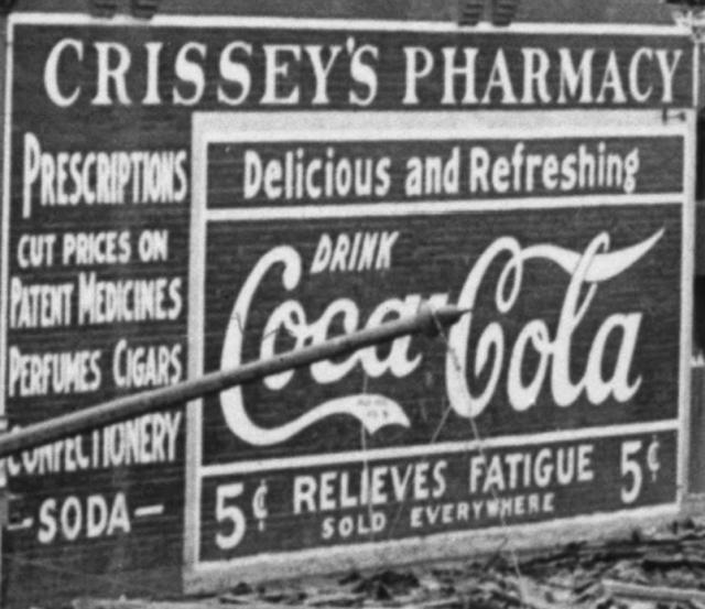 Crissey's Pharamacy, 2424 N. 24th St., North Omaha, Nebraska