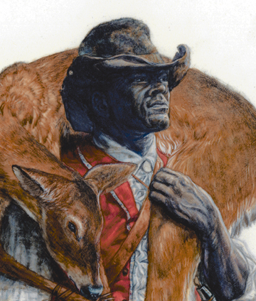 York (1770 – before 1832) was the first African American in Omaha. He was a slave belonging to William Clark of the 1804 Lewis and Clark expedition.