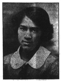 Dorothy Williams (1902-1963), of North Omaha, Nebraska and Tulsa, Oklahoma