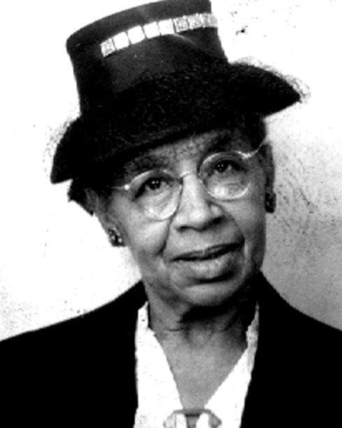 Lucinda (Gamble) Williams (1875-1956), North Omaha, Nebraska