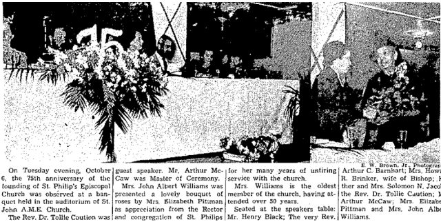 This is a clipping from the October 16, 1953 Omaha Star