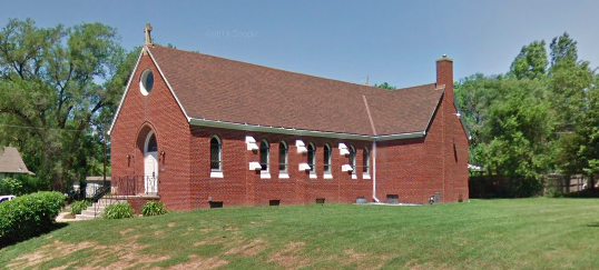 St Phillip the Deacon Episcopal Church, 2532 Binney Street, North Omaha, Nebraska