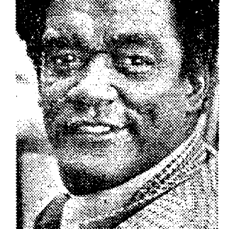 President Hart of the Omaha NAACP in 1977