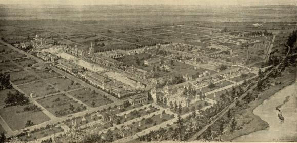 Trans-Mississippi Expo Grounds, North Omaha, Nebraska