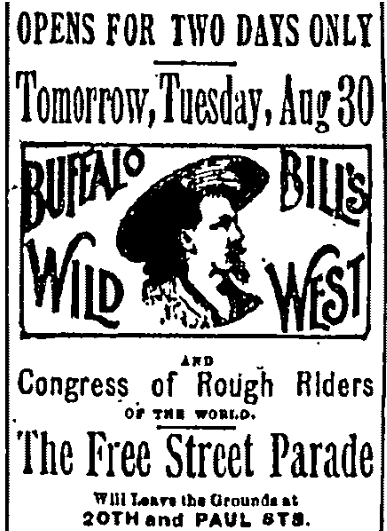Circus Grounds, N. 20th and Paul Streets, North Omaha, Nebraska