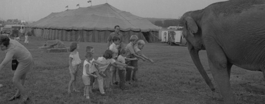 A History of the Circus Grounds in NorthOmaha