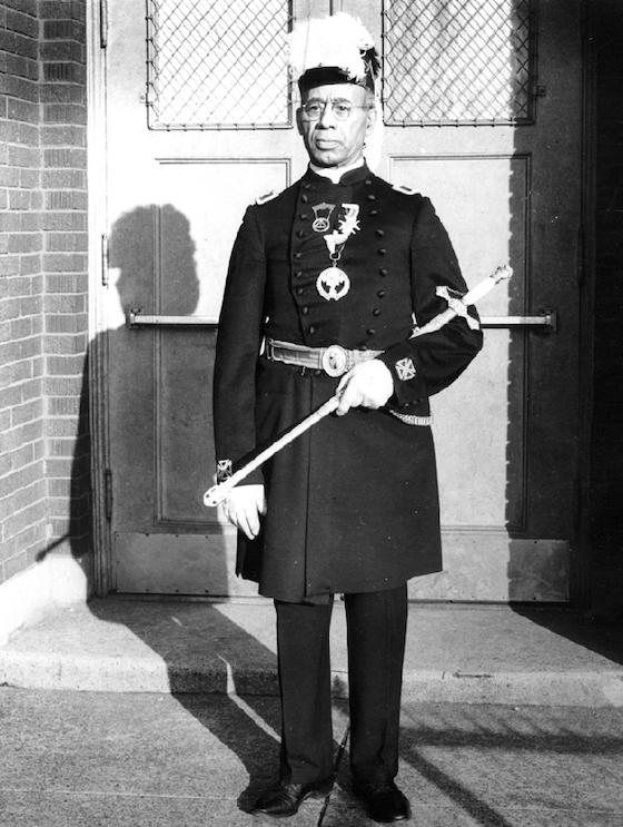 William Richard Gamble (c.1850-1910), North Omaha, Nebraska