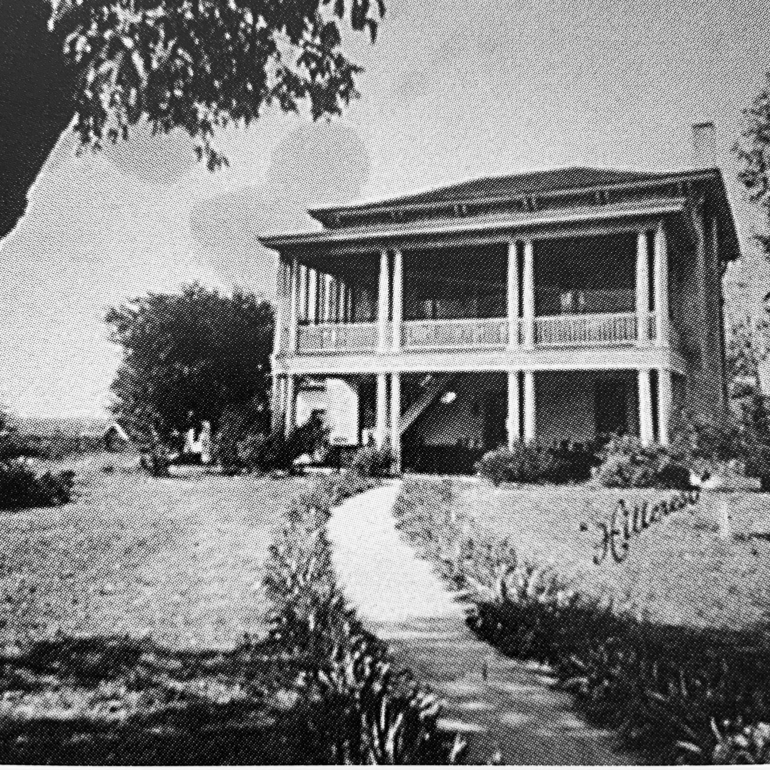 Hillcrest Mansion, 2711 Caldwell Street, North Omaha, Nebraska.