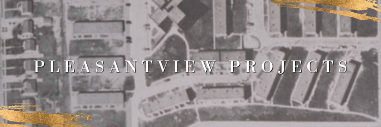A History of the Pleasantview Public Housing Project in North Omaha by Adam Fletcher Sasse for NorthOmahaHistory.com