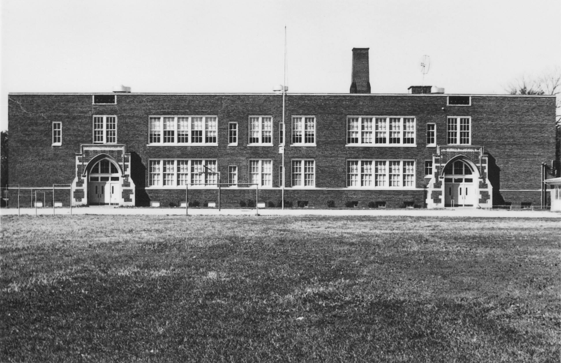 Saratoga School, 25th and Meredith Ave, North Omaha, Nebraska