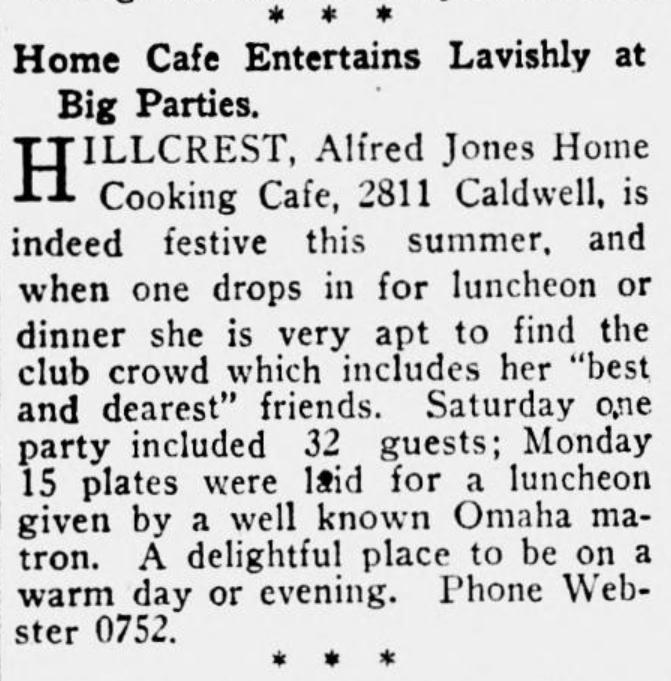 Hillcrest, 2811 Caldwell Street, North Omaha, Nebraska