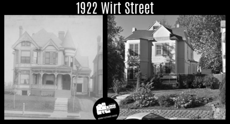 M. B. Copeland House, 1922 Wirt Street, North Omaha, Nebraska