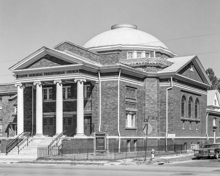 Calvin Memorial Presbyterian Omaha