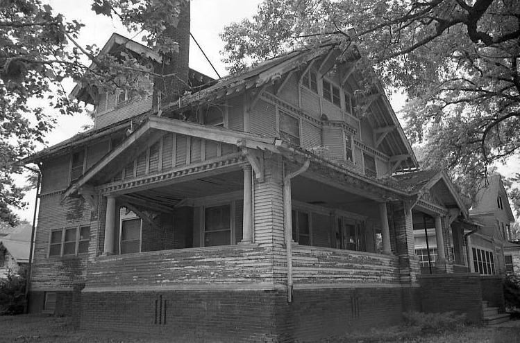 Charles Storz House, Wirt Street, North Omaha, Nebraska