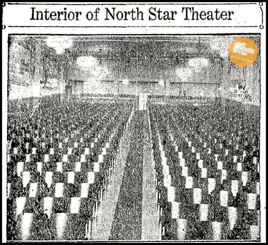 North Star Theater, 2417 Ames Avenue, North Omaha, Nebraska