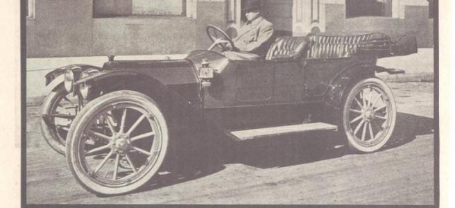 Omaha 30, Omaha Motor Car Company, North Omaha, Nebraska