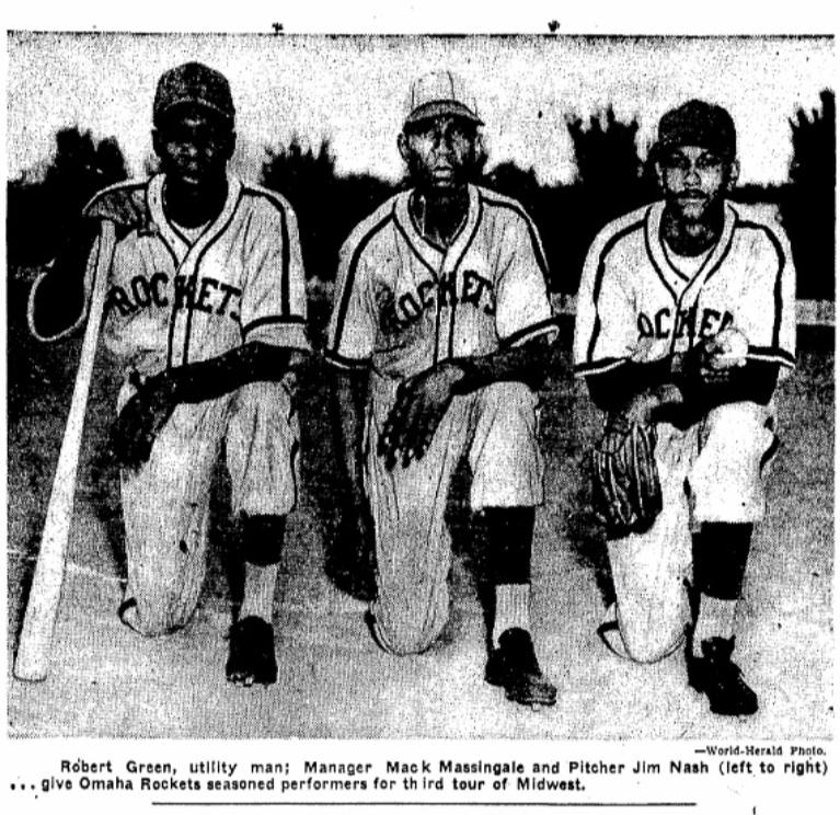 Omaha Rockets baseball team 1949