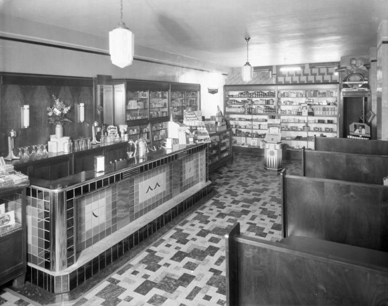Robbins Drug, 2306 North 24th Street, North Omaha, Nebraska