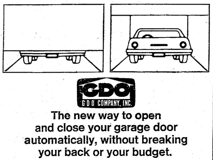 Garage Door Openers, Inc, 3167 Spaulding Street, North Omaha, Nebraska
