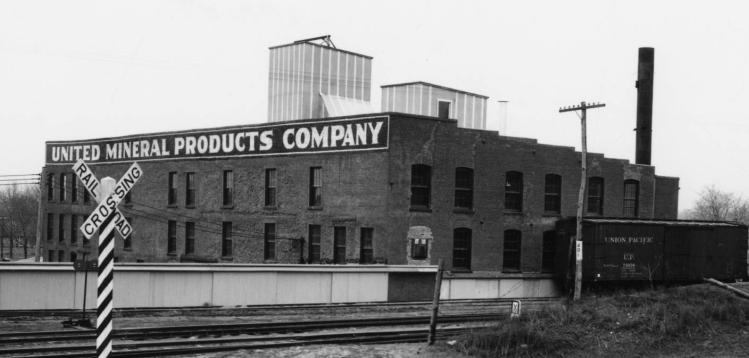 United Mineral Products Company, 3173 Spaulding Street North Omaha, Nebraska