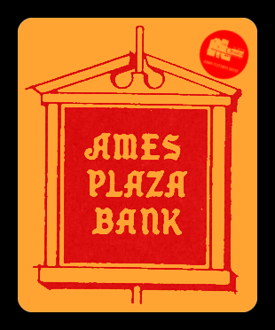 Ames Plaza Bank, North Omaha, Nebraska